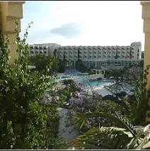 Отель Nahrawess ****.Тунис