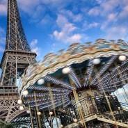 Мозаика Парижа