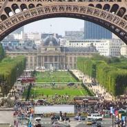 Париж. 1 мая, утро